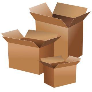 kartons versandkartons online kaufen klebeshop24. Black Bedroom Furniture Sets. Home Design Ideas