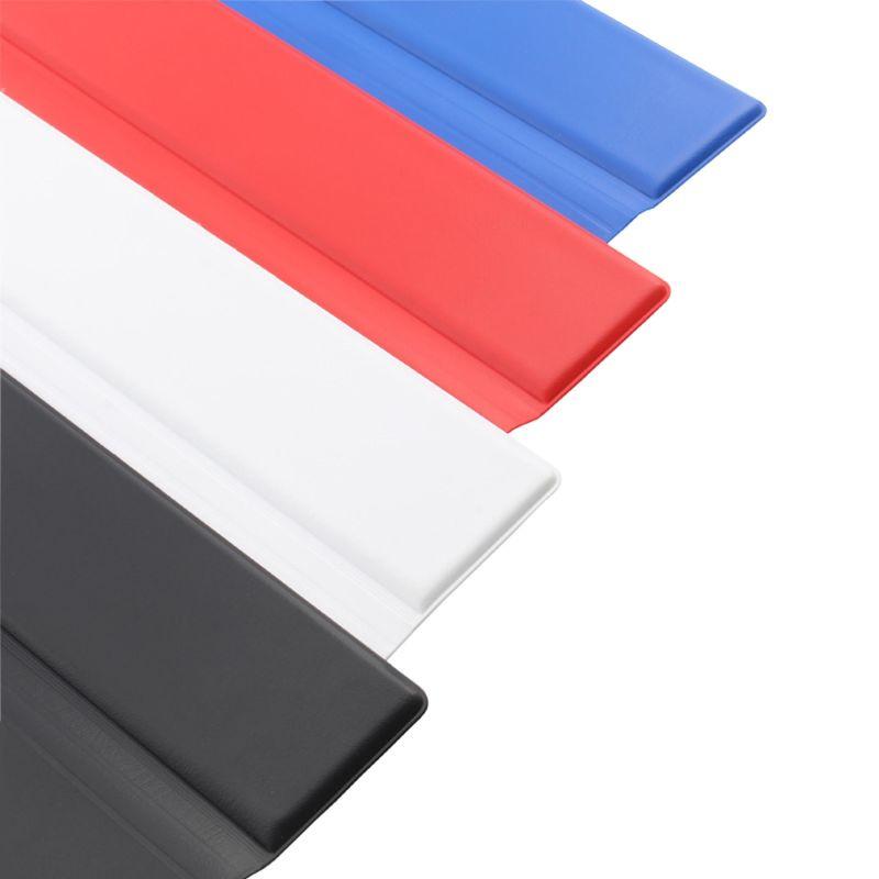 schutzleisten f r schreibtischunterlagen bei klebeshop24. Black Bedroom Furniture Sets. Home Design Ideas