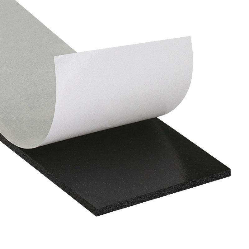 Doppelseitiges PE Schaumstoff Klebeband Spiegelband versch Breiten und Längen